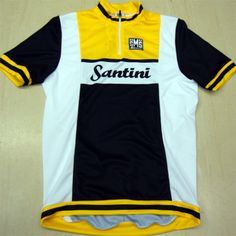 Santini Cycling Jerseys, Sports, Tops, Excercise, Sport