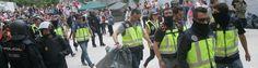La Fiscalía investiga la expulsión de guardias y policías de los hoteles de Cataluña