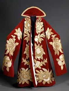 Another Ballet Russe costume for inspiration!