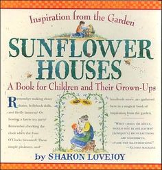 A magical book of adventures and appreciations written and illustrated by the author of Roots, Shoots, Buckets & Boots this award-winning title was published by a small press in Colorado in 1991. The reviews say it all: A fetching primer on gardening for children. . . . Irresistible (The Smithsonian). Celebrating the lore of the garden and the joy of interacting with nature,... it's a collection of inspirations for a Floral Clock Garden, rainbow, tea parties and a sunflower house.