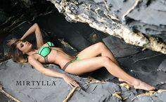 Bikini Berzèro Green