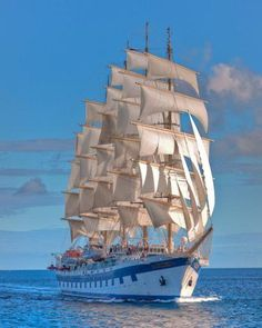 Royal Clipper - Lisbon, Portugal to Marseille, France: