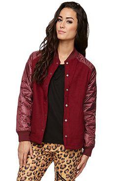 Burton Ackley Wool Jacket at PacSun