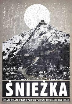 Zdjęcie numer 5 w galerii - Świetne miejskie plakaty. W tym wyjątkowy plakat Nadodrza [FOTO] Typography Prints, Typography Poster, Gig Poster, Art Deco Posters, Vintage Posters, Retro Posters, Polish Posters, 5 W, Illustrations And Posters