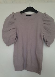 À vendre sur #vintedfrance ! http://www.vinted.fr/mode-enfants/pulls-and-sweats/24625634-pull-manches-courtes-sisley-6-7-ans