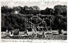 Ostseebad Neukuhren. 1937.