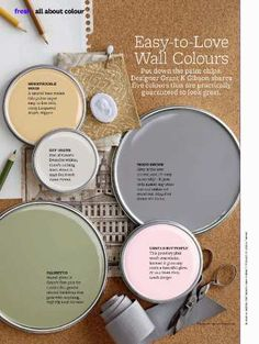 This does not do the colors justice!!! I LOOOOVE them!! Better Homes and Gardens March 2011 issue in the U.S. pg. 43