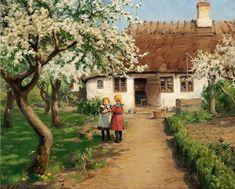 Hans Anderson Brendekilde (1857-1942) Danish Painter ~ Blog of an Art Admirer