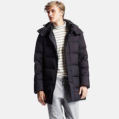 UNIQLO men's down coat