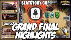 Hearthstone SeatStory Cup V Grand Final Highlights: Lifecoach vs J4ckiechan