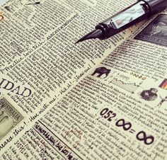 I mostly just like the name of the blog! Seaweed Kisses: The Journal Diaries- Jose's Moleskine
