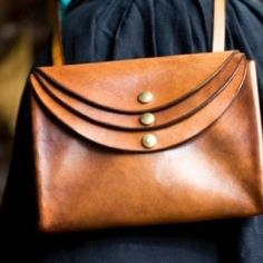 Valentine's Day Gifts for Her: Handmade Leather Goods from a.b.k
