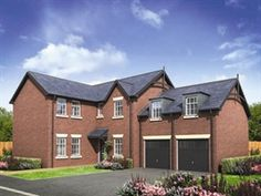 Houses for sale in New Homes For Sale, North West, Houses, Mansions, House Styles, Home Decor, Homes, Decoration Home, Manor Houses