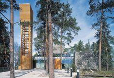 On rocky ground – the Mortensrud Church in Oslo by Jensen & Skodvin