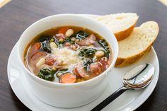 Kale and Sausage Soup | Giada De Laurentiis