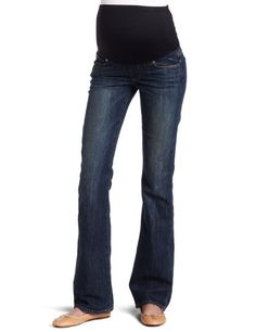 Paige Premium Denim Women`s Maternity Laurel Canyon,Cottonwood Creek,34 $194.00
