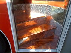 Good News Bus to RV Skoolie Conversion: Photos School Bus Tiny House, School Bus House, Old School Bus, Magic School Bus, Good News, Converted Bus, Rv Bus, School Bus Conversion, Camper Conversion