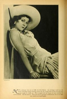Photoplay , December 1928 - Olive Borden