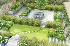 Einen Stadtgarten anlegen