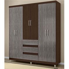 Trendy Pooja Room Door Design With Plywood Ideas Wardrobe Laminate Design, Wall Wardrobe Design, Wardrobe Interior Design, Wardrobe Door Designs, Bedroom Closet Design, Bedroom Furniture Design, Wardrobe Doors, Wooden Sofa Set Designs, Wood Bed Design