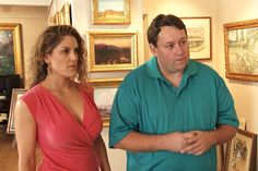Rene Nezhoda and his wife. The subjects of Jynx' latest episode for Galileo's version of storage wars.