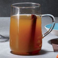 No holiday season is complete without a mug or two of warm spiked cider!