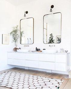 Espelho quadrado