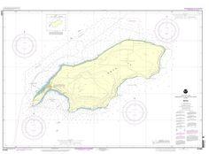NOAA Nautical Chart 81063: Commonwealth of the Northern Mariana Islands Rota