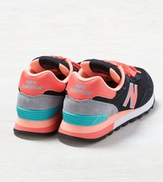 Black New Balance Sneaker