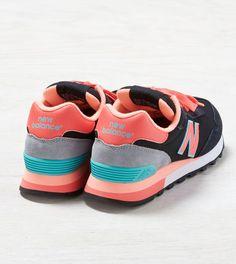 Black New Balance Sneaker
