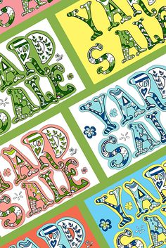 FREE PRINTABLE YARD SALE SIGN! I'm so excited to offer my very first FREE printable! It's two free printables in one — a free Zentangle coloring page AND a free printable Yard Sale sign! I hope you like it! ~ Kristi (https://okc-craigslist.blogspot.com)