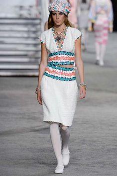 Chanel Resort 2019 Paris Collection - Vogue