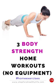 Are you looking for strength home workouts to tone your arm ,core & legs?Or you have painful bad knees and high-impact exercise just isn't in your future…at all? TRY THESE EASY FULL BODY WORKOUTS 👍 Workouts to do at home,workout at home,workout for women,home workouts,motivated to workout,strength,belly fat,strength training workout for beginners, 10 minutes home workouts for beginners,weight loss motivation,low impact cardio workouts, Low Impact Cardio Workout, Toning Workouts, Easy Workouts, Home Strength Training, Strength Training For Runners, At Home Workouts For Women, Bad Knees, Workout For Beginners, Burn Calories