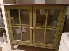 Door Furniture, Furniture Refinishing, China Cabinet, Armoire, Doors, Storage, Red, Home Decor, Clothes Stand