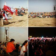 5 lat temu #ŚDM2011 #Madryt #WYD2011
