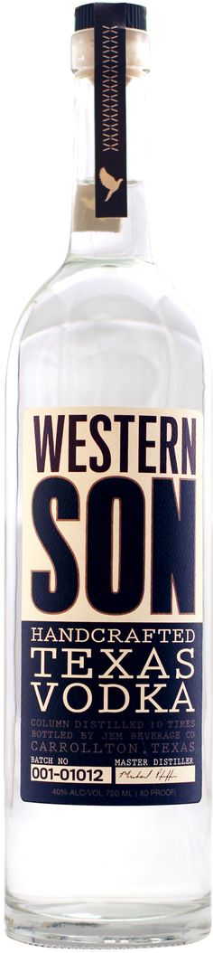 Brand Design for our new Vodka Brand done with JEM distillery #westernson #topvodkabrands