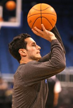 J.J. Redick - the only Duke player I will ever love in the way I adore him....don't get me wrong, love my devils, but wow, JJ...