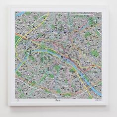 carte de paris 100£