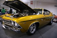 Pro Street 1969 Chevelle Maintenance/restoration of old/vintage vehicles: the material for new cogs/casters/gears/pads could be cast polyamide which I (Cast polyamide) can produce. My contact: tatjana.alic@windowslive.com
