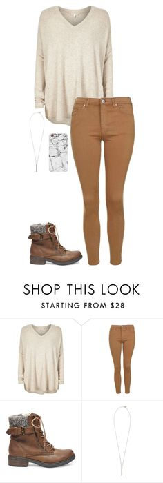 """""""Untitled #595"""" by breemanor on Polyvore featuring River Island, Topshop, Steve Madden, French Connection, Casetify, women's clothing, women, female, woman and misses"""