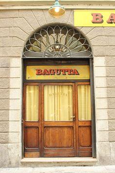 Bagutta restaurant in Milan