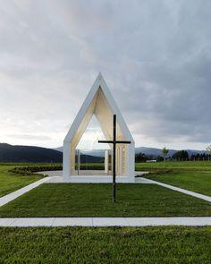 Galeria De Capela Maria Magdalena / Sacher.Locicero.Architectes   5 Design Ideas