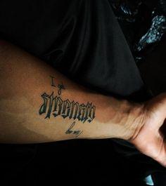 Ambigram Tattoo Designs 7