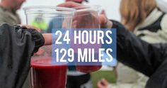 This is what happened when team Natural Juice Junkie attempted to run the Cotswold 24 Hour Race Nutrition, Juicing, Interview, Success, Juices, Impala, Juice