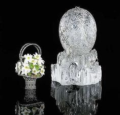 In 1885 the Tsar, Alexander III, of Russia gave his wife the Tsarina, Empress Marie Fedorovna, an egg made from precious stones and metals. ...