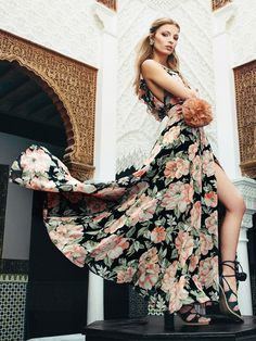 Reformation Ariana Dress in De Marie
