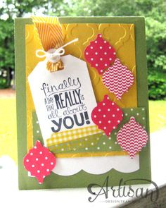 All about You! by cindybstampin - Cards and Paper Crafts at Splitcoaststampers