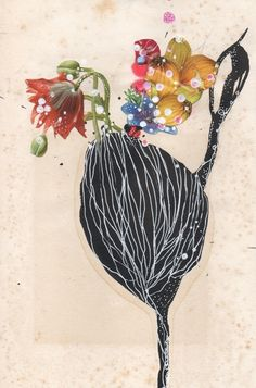 Sea Pitcher by Jenny Brown on Artfully Walls