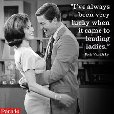 Happy anniversary, Dick Van Dyke! Today marks 52 years since The Dick Van Dyke Show debuted on CBS.