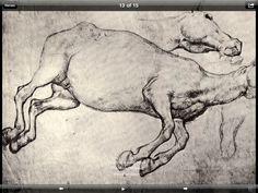 Drawings: Theodore Gericault - iAppFind